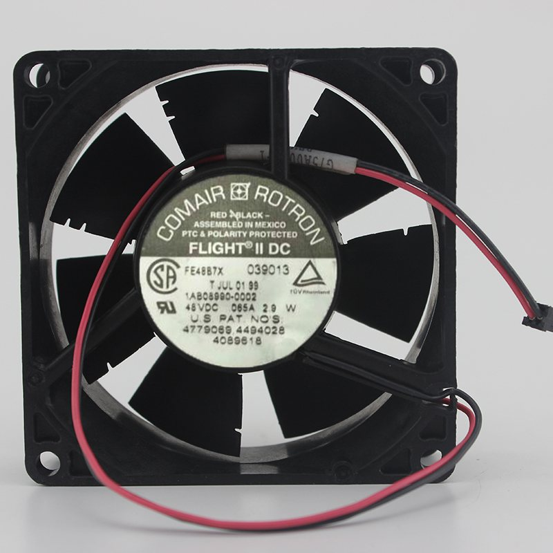 Delta EF1548DG DC48V 0.53A 172*172*51mm cooling fan