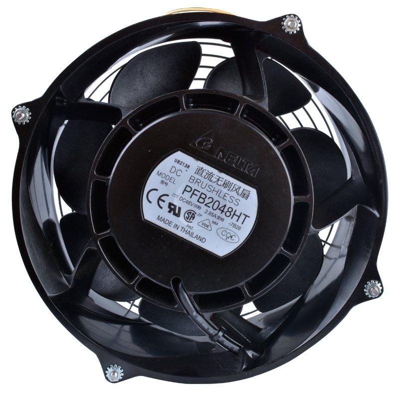 Delta PFB48HT-TP37 48V 2.85A axial cooling fan