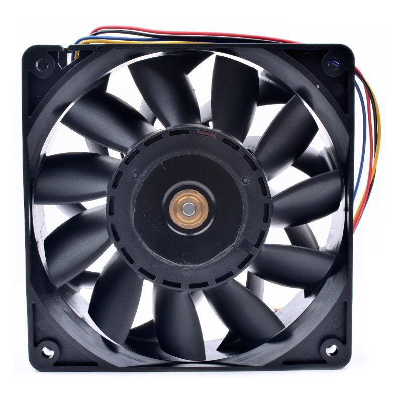 AVC 2B138B48H DC 48V 0.70A 4 line ball bearing cooling fan