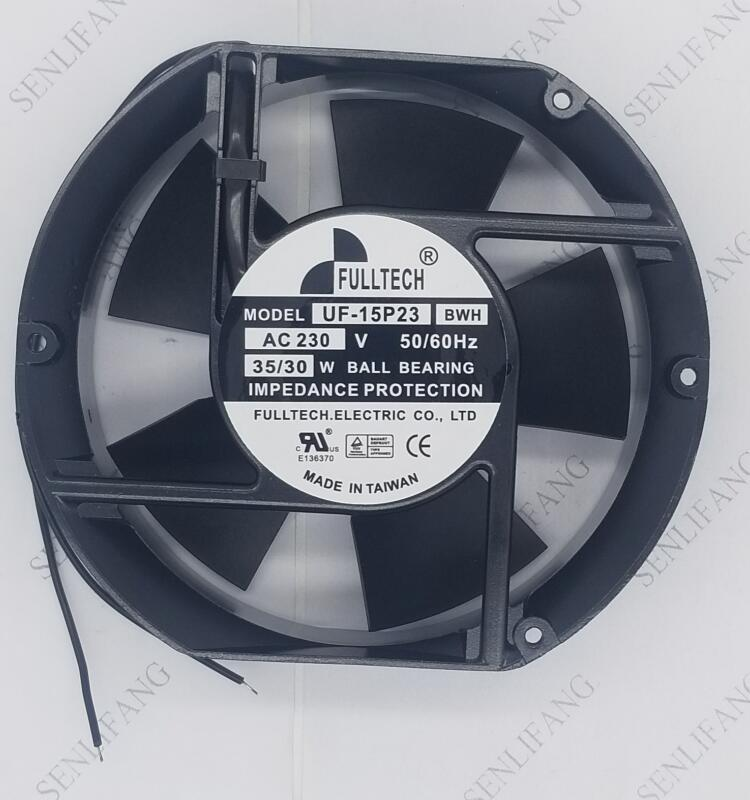 FULLTECH UF-15P23 BWH DC220V 35/30W 172x150x50mm Server Round Cooling fan