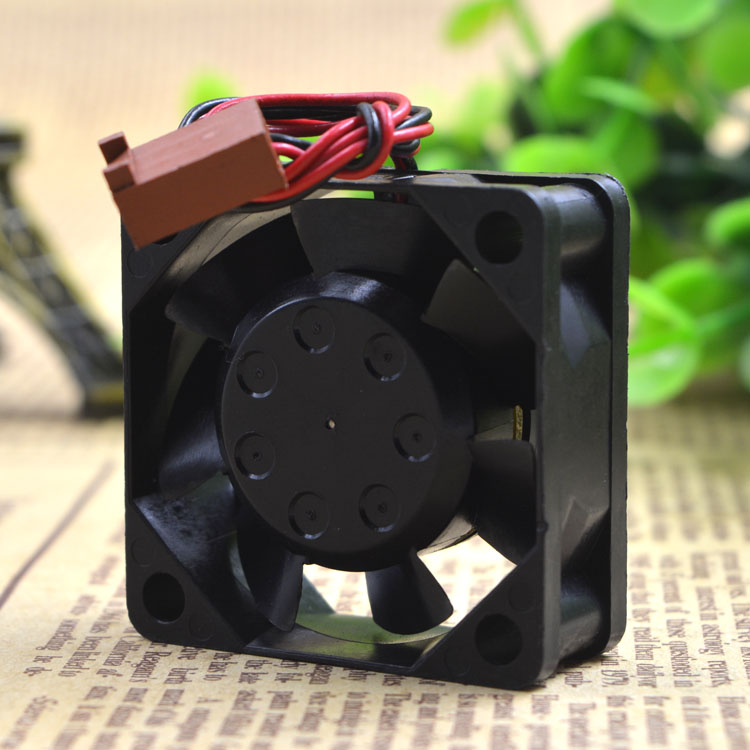 NMB 1606KL-04W-B30 DC12V 0.09A 3-pin connector 70mm Server Square fan