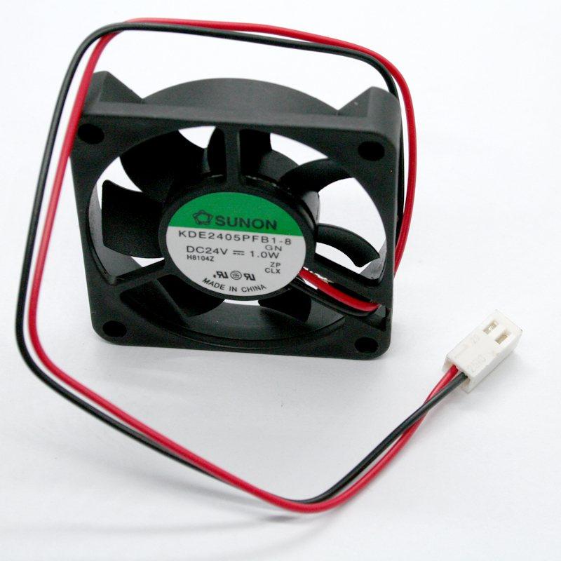 SUNON KDE2405PFB1-8 5CM DC24V 1.0W Inverter Cooling Fan