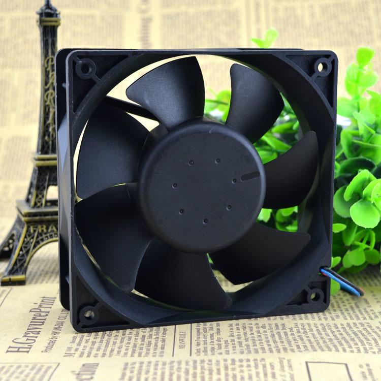 Delta AFB1224SHE 12038 120mm 12cm DC 24V 0.75A 3 lines server inverter axial cooling fan
