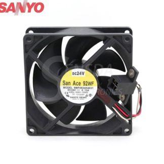 Sanyo 9WF0924H4031 9025 24V 0.13A waterproof fan