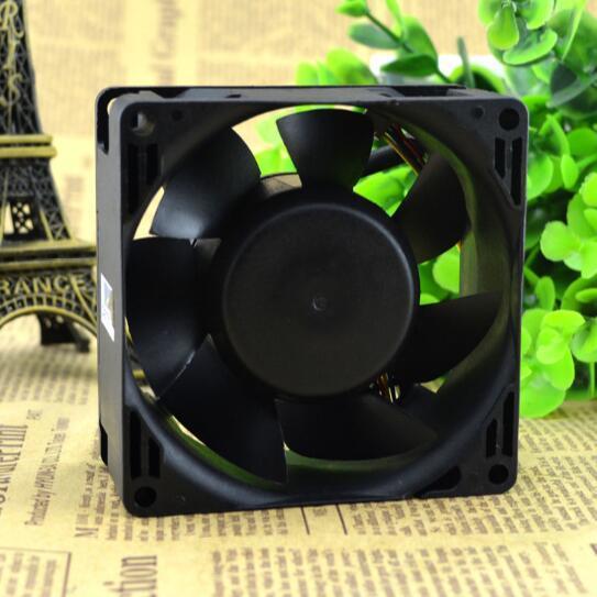 SUNON PSD4808PMBX-A DC48V  8cm 4-line  Cooling Fan Radiator