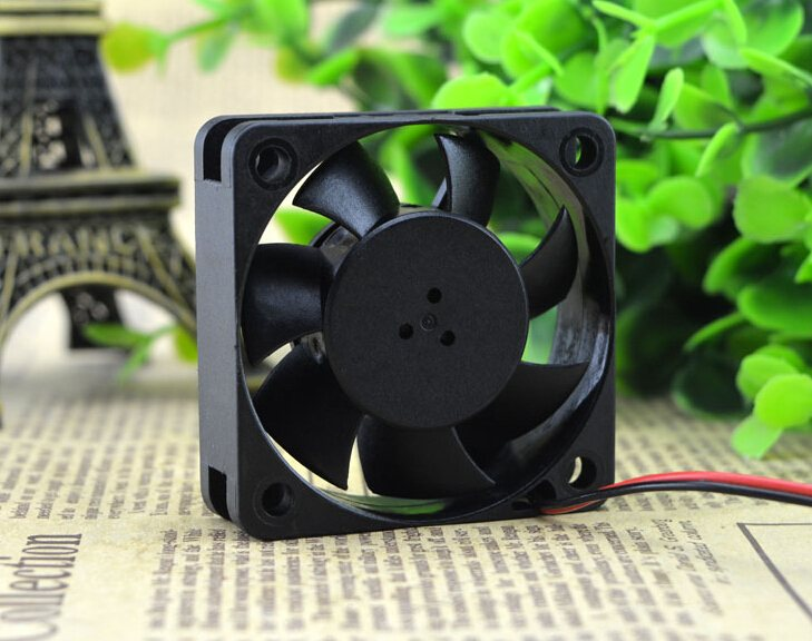 SUNON KD15PHB1 5CM 12V 1.5W 50*50*15 2 wire cooling fan