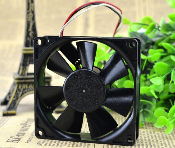 MNB 3108NL-04W-B39 12V 0.19A 8CM 80*80* 3 line cooling fan