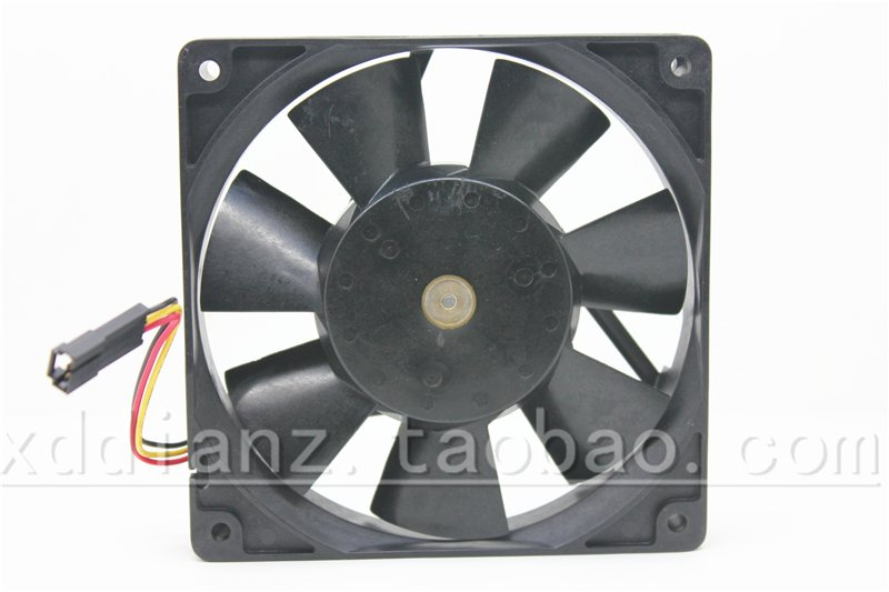 Sanyo 109P1248F4D01 120MM 48V 0.09A double ball mute cooling fan