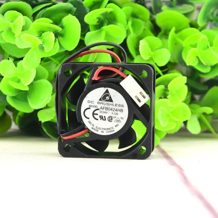Delta AFB0424HB 4CM 40*40*20MM DC 24V 0.12A inverter cooling fan
