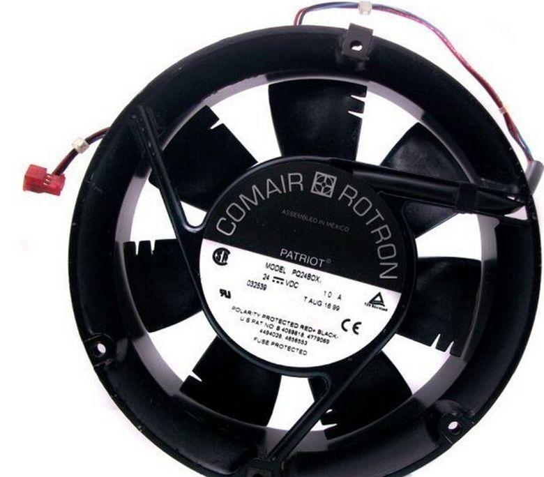 COMAIR PQ24BOX 24VDC 1.0A 172 * 51mm full circle drive double ball bearing fan