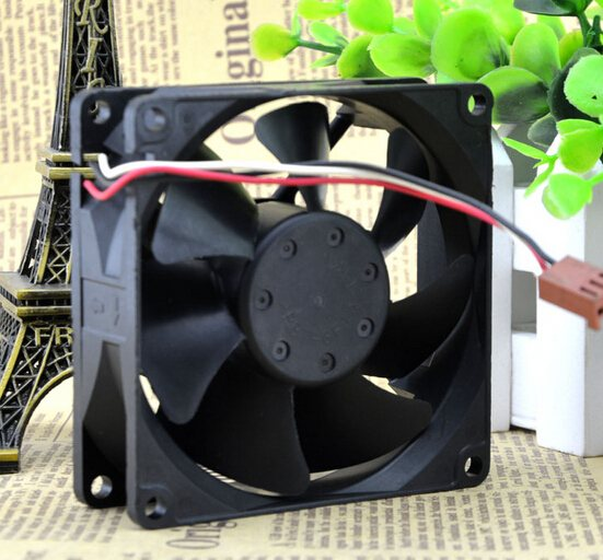 NMB 3110GL-B4W-B29 12V 0.14A 8CM  3lines radiating fan