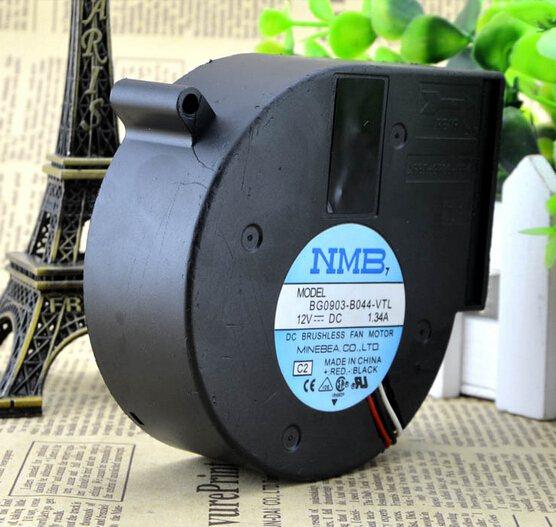 NMB BG0903-B044-VTL 12V 1.34A GX260 turbine centrifugal fan