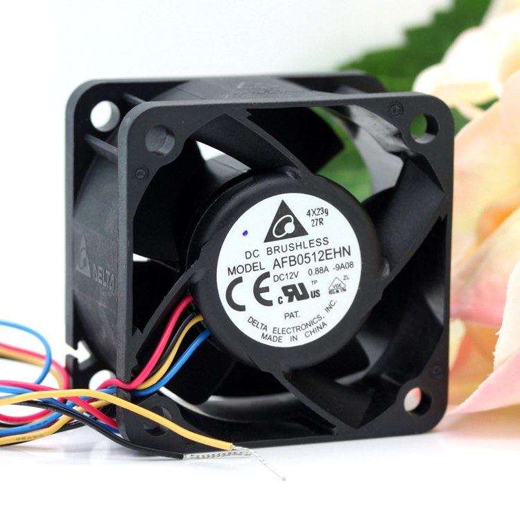 Delta AFB0512EHN 5cm 12V 0.88A  50*50*28mm winds cooling fan