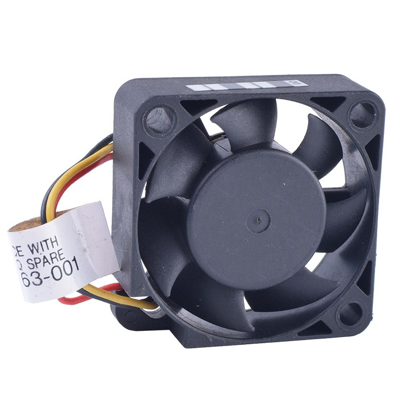Y.S.TECH FD0530103B 5V 0.45W Double ball bearing micro cooling fan