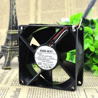 NMB 3112KL-04W-B69 80*80*32MM 12V 0.58A 3lines server dual ball chassis fan
