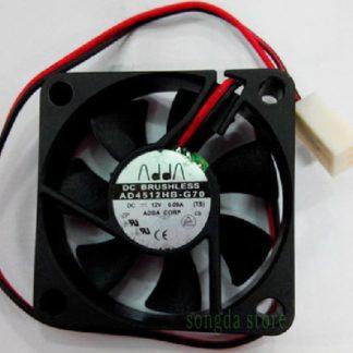 ADDA AD4512HB-G70 DC12V 0.09A 2-wire 40mm  Server inverter  cooling fan
