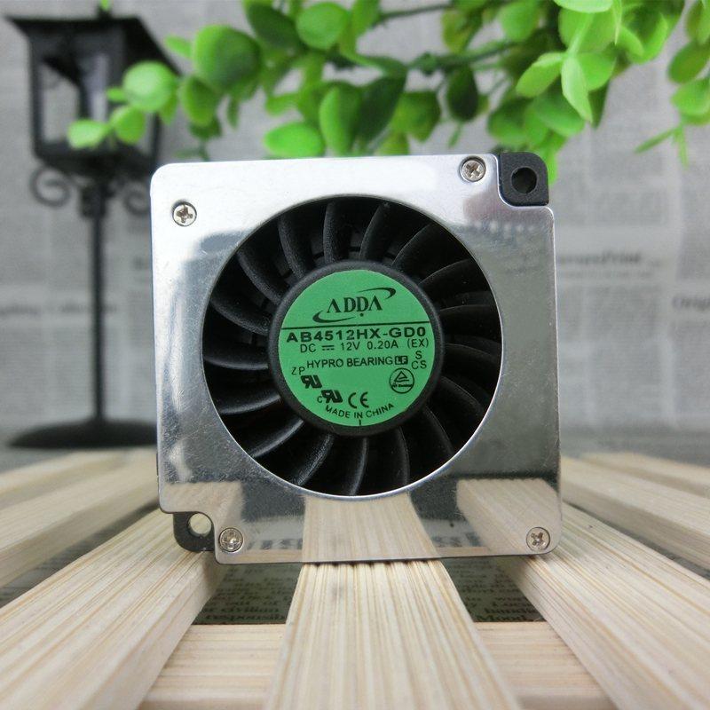 ADDA AB4512HX-GD0 DC12V 0.2A turbo blower centrifugal fan