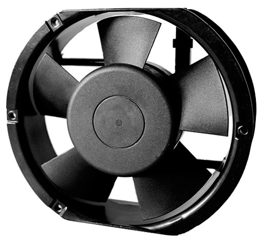 AC17250A2HSL round high temperature resistant 220V  AC cooling fans