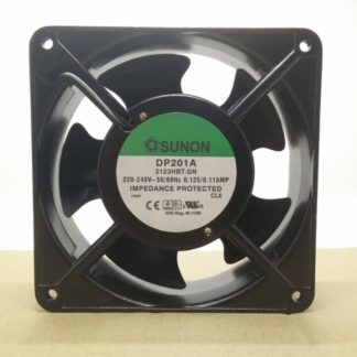 SUNON PD201A 2123HBT.GN 220-240V double ball cabinet cooling fan