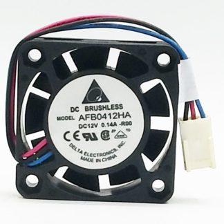 Delta AFB0412HA 4cm DC12V 0.14A  Mini Micro  Axial Cooling Fan