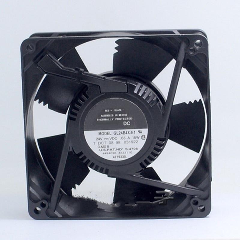 COMAIR ROTRON GL24B4X-E1 24VDC 0.63A 15/16W  Cooling Fan