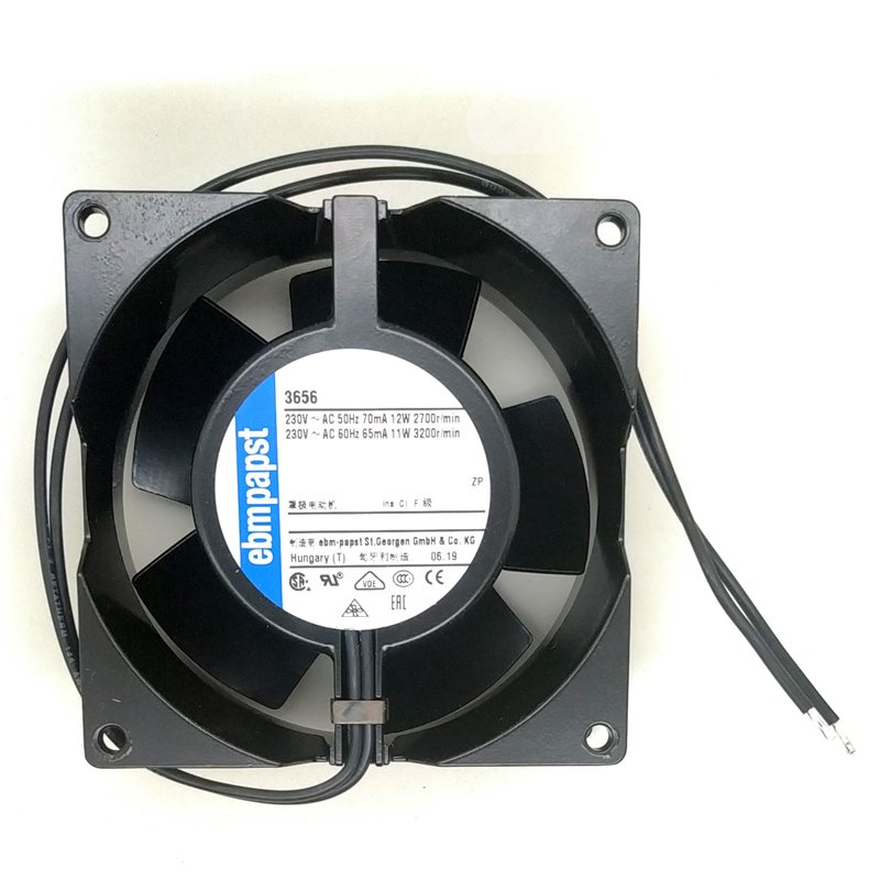 Ebmpapst 3656 AC 230V 11~12W temperature Cooling fan