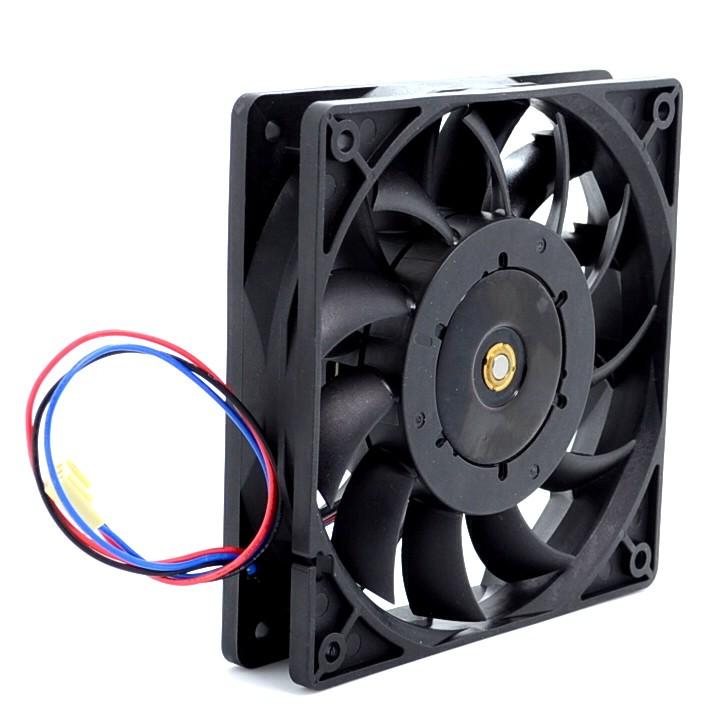 Delta FFB1248VH-ROO 48V 0.22A dual ball bearing cooling fan