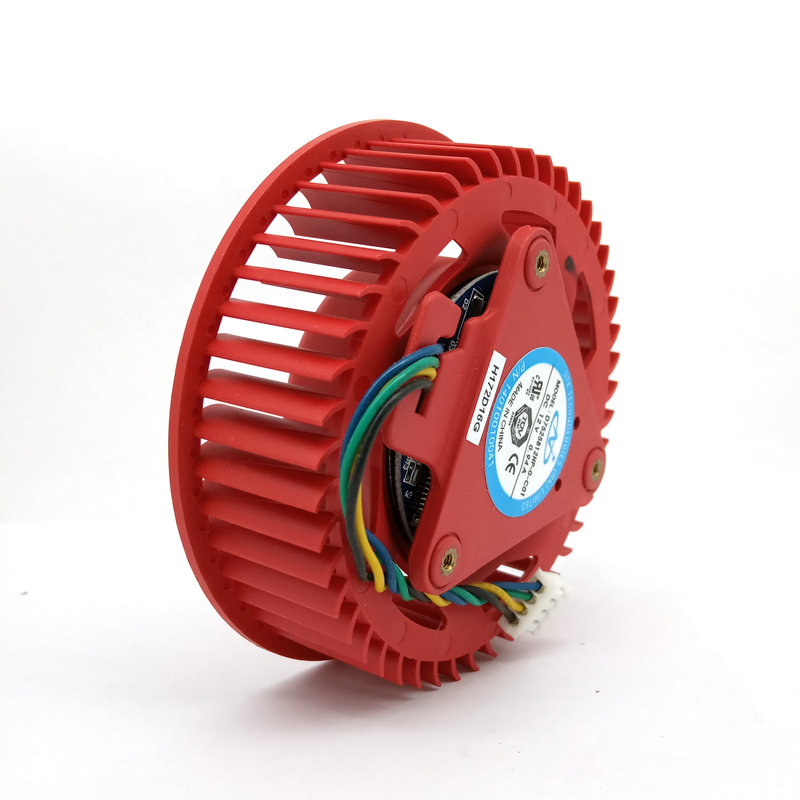 D7525B12HP-0-C01 DC12V 0.94A Sapphire HD4870 HD5870 Graphics card cooling fan
