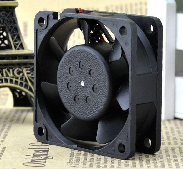 NMB 2408NL-05W-B40  24V 0.08A 6cm 2-wire inverter fan