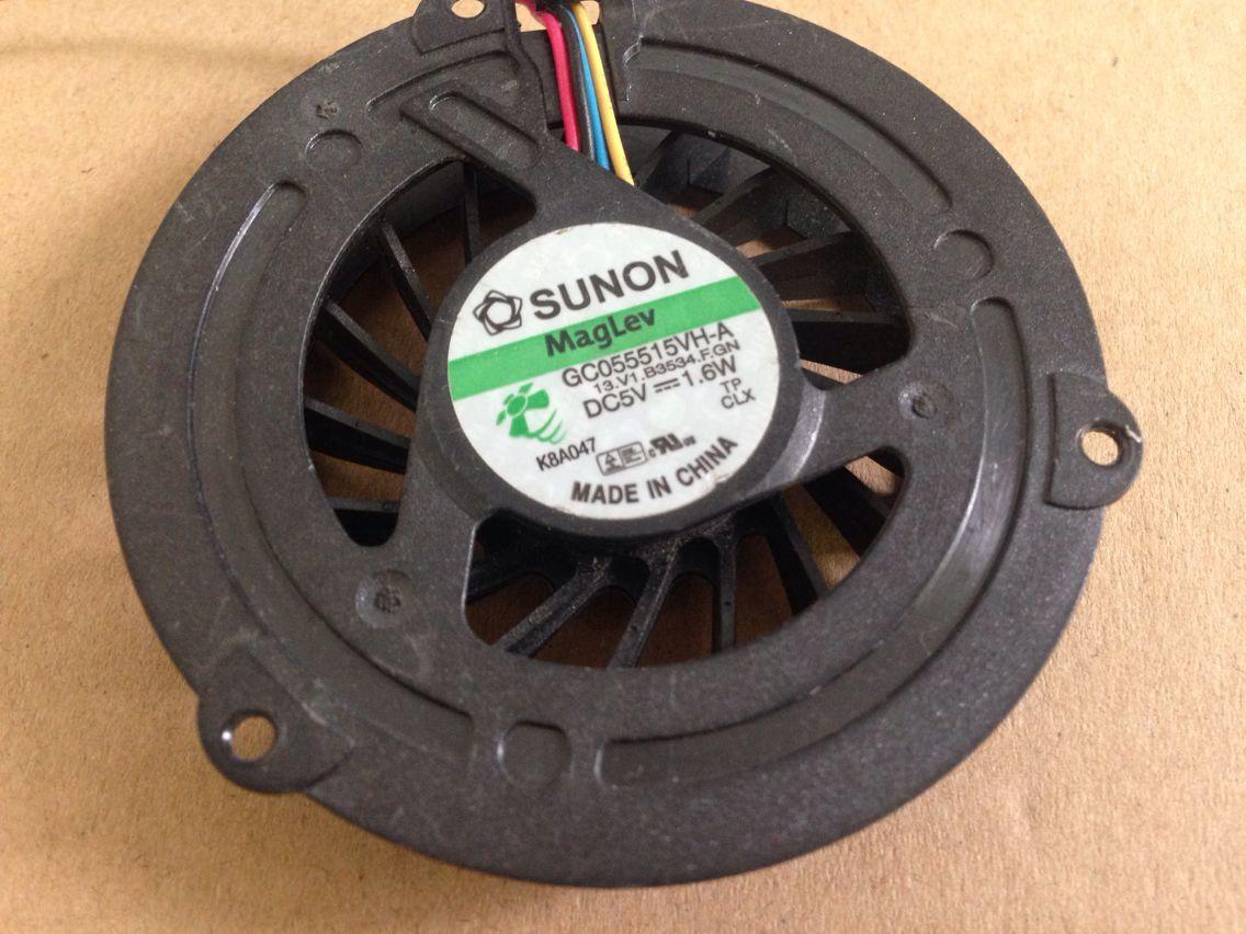 SUNON GC055515VH-A 13.V1.B3534.F.GN laptop cooling fan