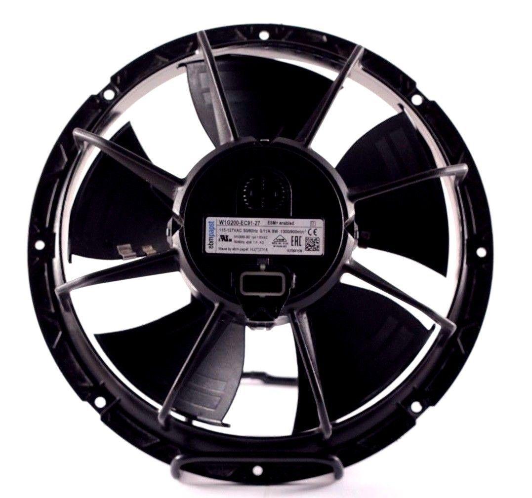 EBM-PAPST W1G0-EC91-27 115VAC 9-7/8″ Round Axial Fan