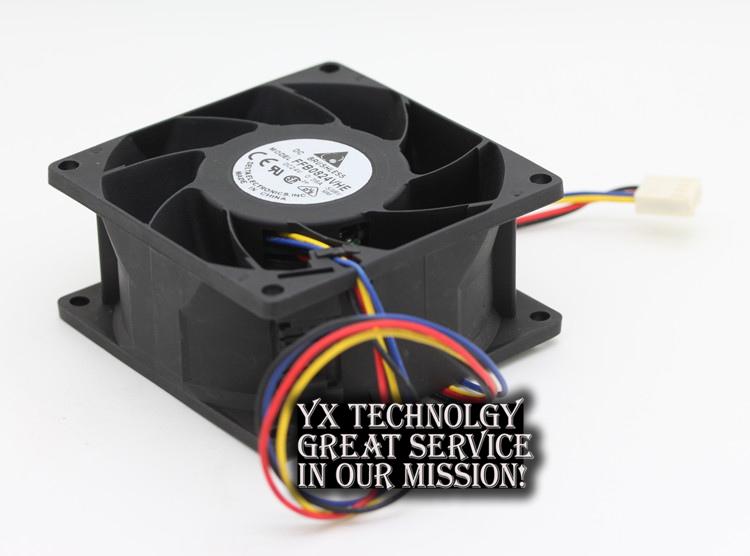 Delta FFB0824VHE 24V 0.36A dual ball bearing cooling fan