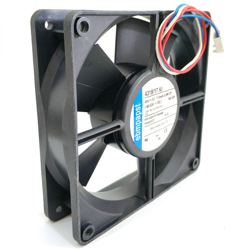 ebmpapst 4318/17 IU 48V 5.4W 3LINE Cooling fan