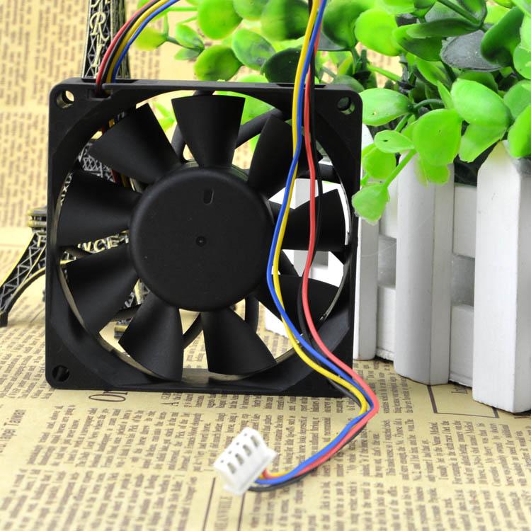 AVC  DBTA0825B2U 12V 0.54A PWM intelligent speed control fan