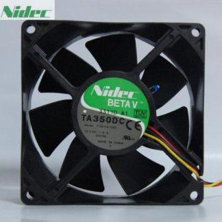 Nidec M35105-57 9cm 12V1.8A temperature control fan