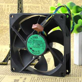 ADDA AD0912UX-A7BGL DC12V 0.33A CPU chassis server inverter cooling fans