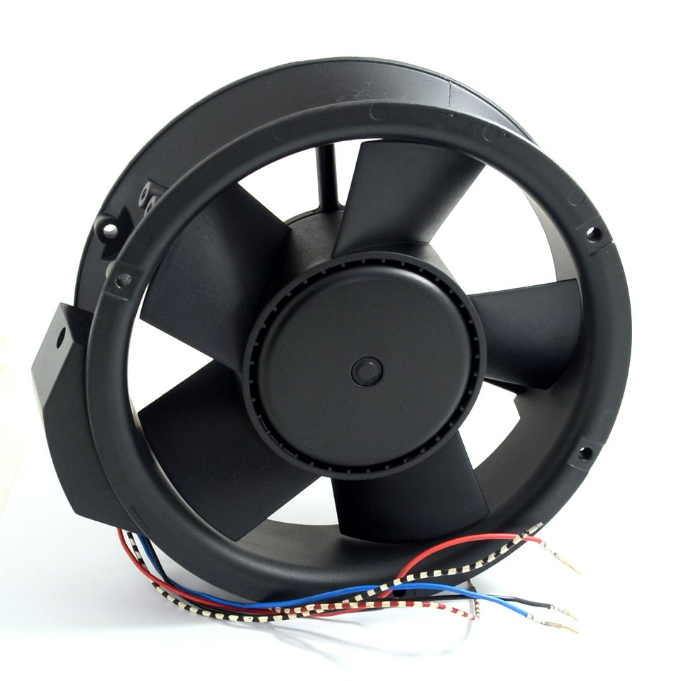 6248N/18 DC 48V 375mA 5-wire 6-pin connector 120mm Server Cooling Round fan