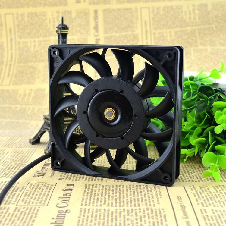 Delta FFB1212SH 12V 1.24A 12CM cooling fan