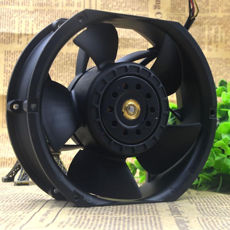 AVC DBTD1551B8U 48V 2.16A four-wire pwm cooling fan