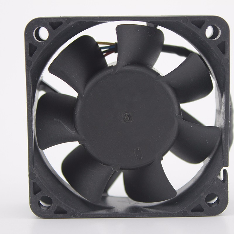 Delta AFB0612EHD DC12V 0.47A 6CM 4-line Double Ball  Cooling Fan