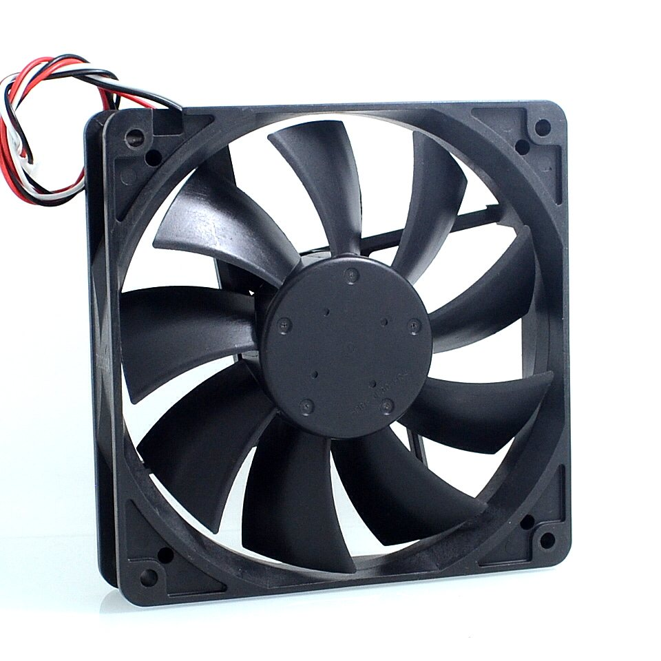 NMB 4710KL-05W-B59 12CM 24V 0.38A  inverter fan