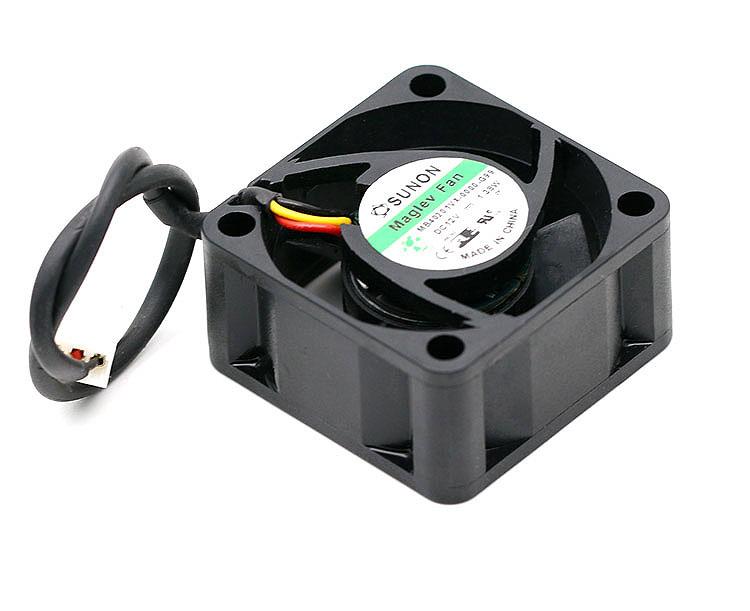 SUNON MB401VX-0000-G99  DC12V 1.38W axial cooling fan