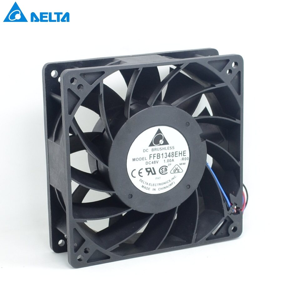 Delta FFB1348EHE-ROO 48V 1.0A converter cooling fan
