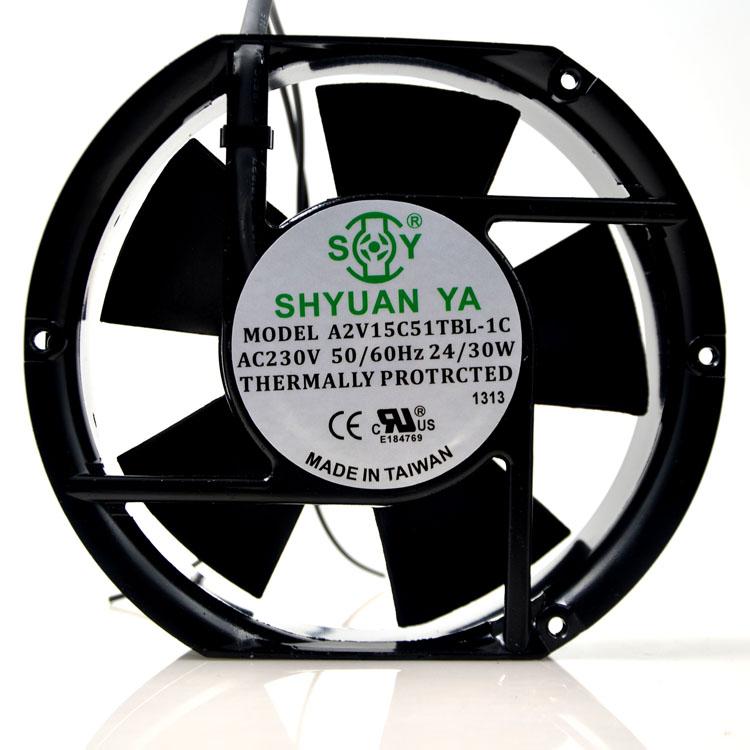 A2V15C51TBL-1C 17251 220V inverter axial cooling fan