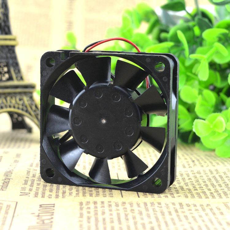 NMB 2406KL-09W-B10 42V 0.05A 6CM 2wire cooling fan