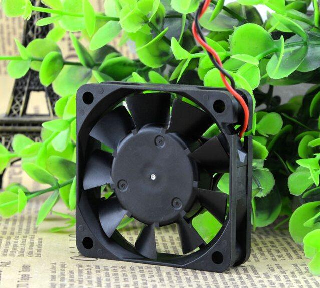 NMB 2406KL-05W-B20 6CM 24V 0.08A 6cm 2wire converter fan