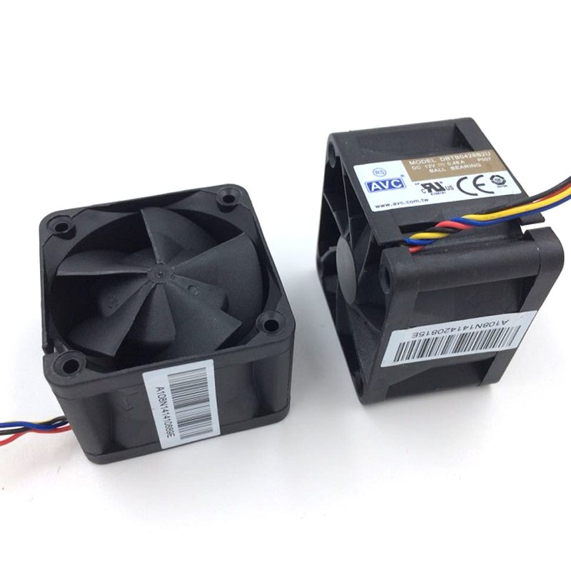 AVC DBTB0428B2U 12V 0.48A 4CM  4line cooling fan