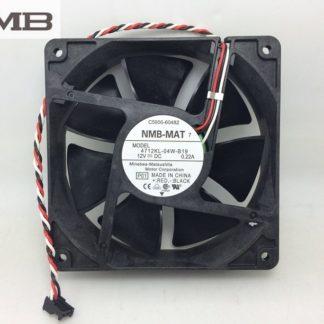 NMB 4712KL-04W-B19 12CM ultra-durable double ball bearing fan