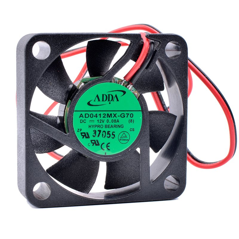 ADDA AD0412MX-G70 DC12V 0.08A Hypro bearing cooling fan