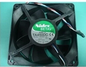 Nidec TA4500DC Y4574 B35502-35 E5  1*1*38mm fan
